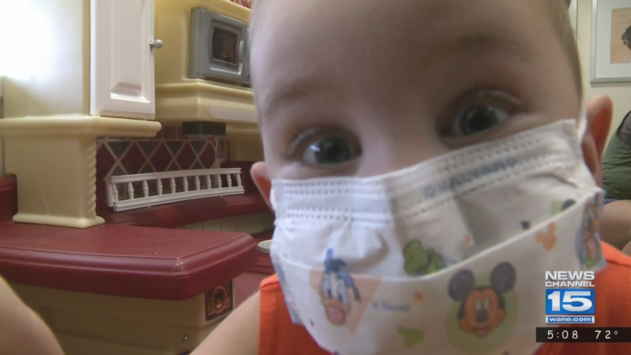 4-year-old receives kidney