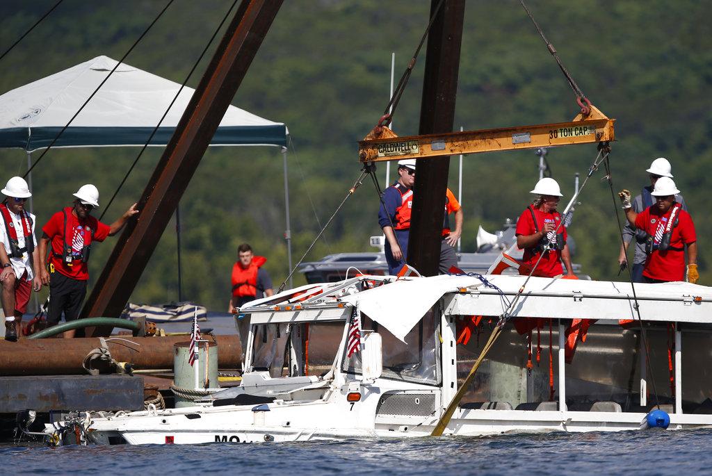 Missouri duck Boat Accident Lawsuit