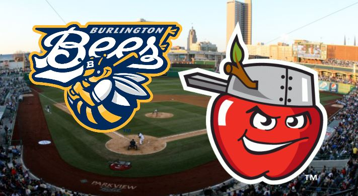 TINCAPS VS BURLINGTON