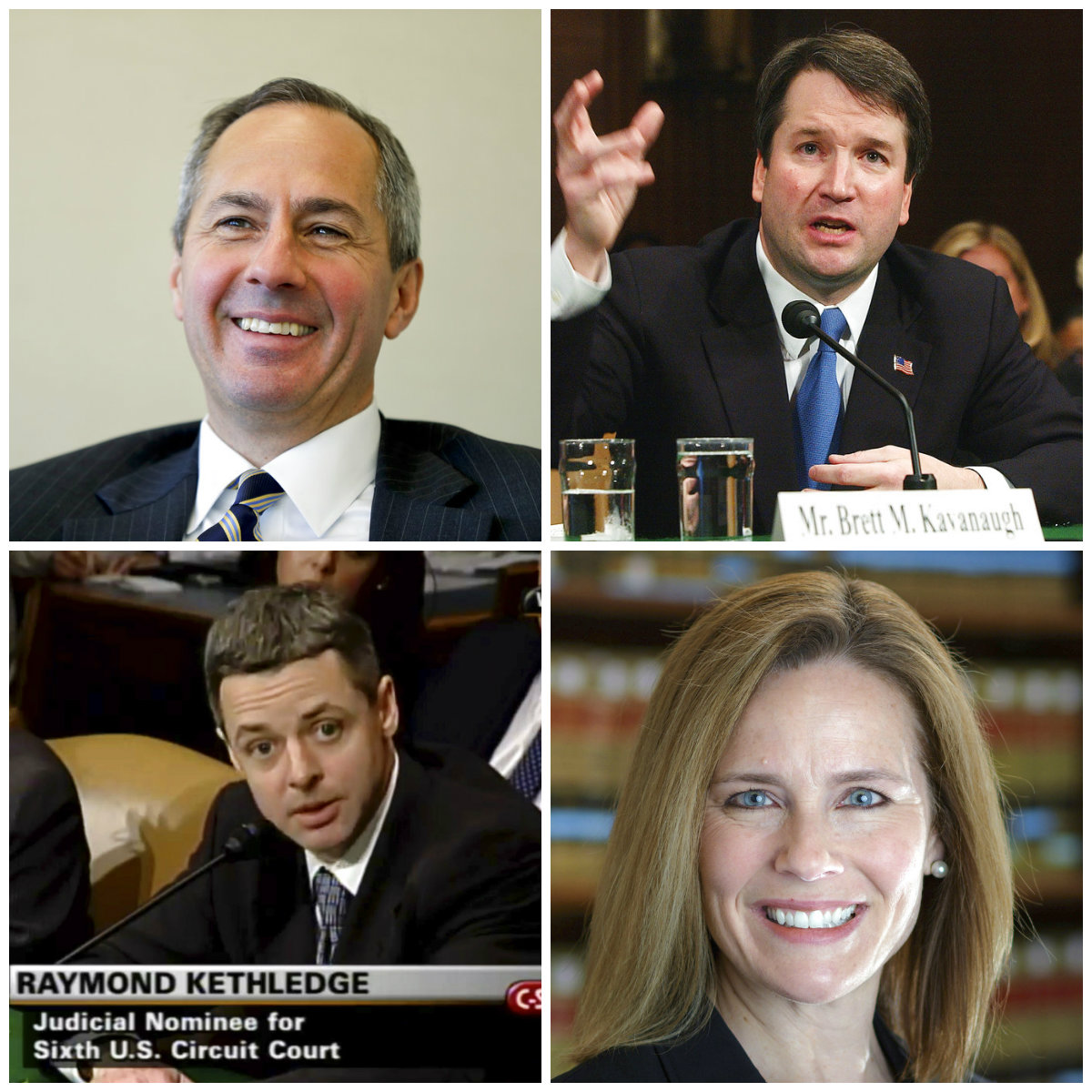 Supreme Court candidates