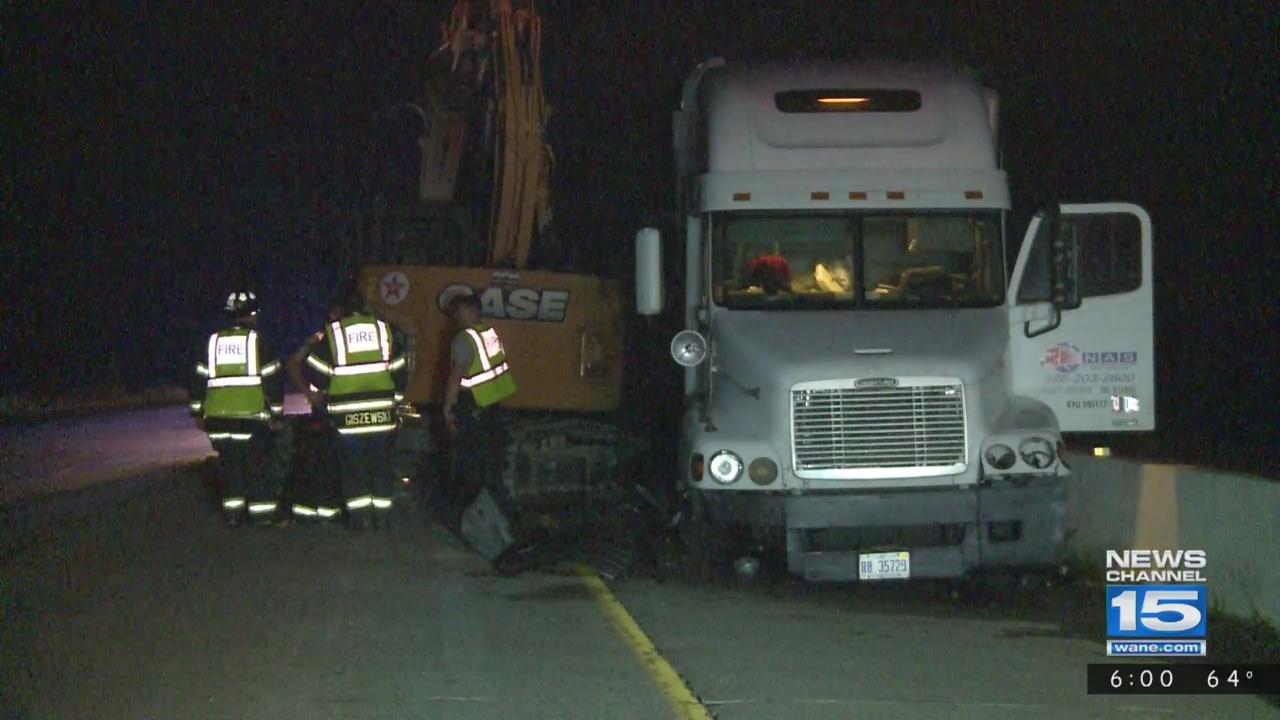 Wednesday morning I-469 crash