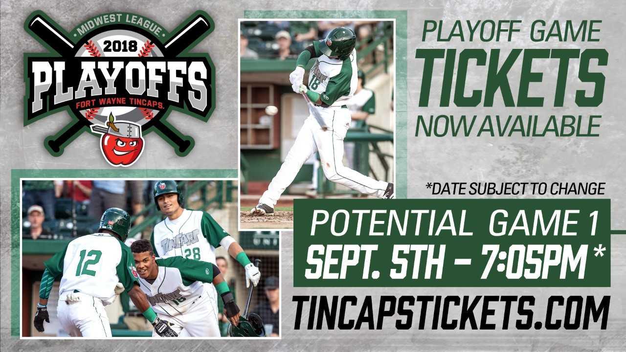 tincaps playoff tix