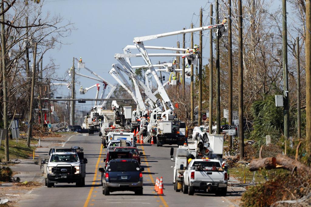 Hurricane Michael Electricity_1540047920597
