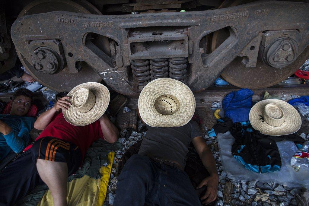 APTOPIX Central America Migrant Caravan_1540653071440