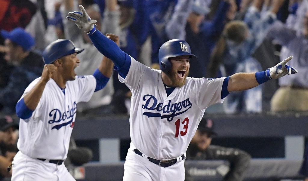 APTOPIX World Series Red Sox Dodgers Baseball_1540654697590