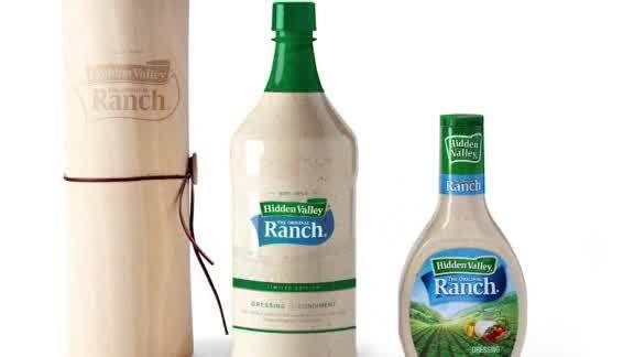 Hidden Valley Ranch Magnum bottles