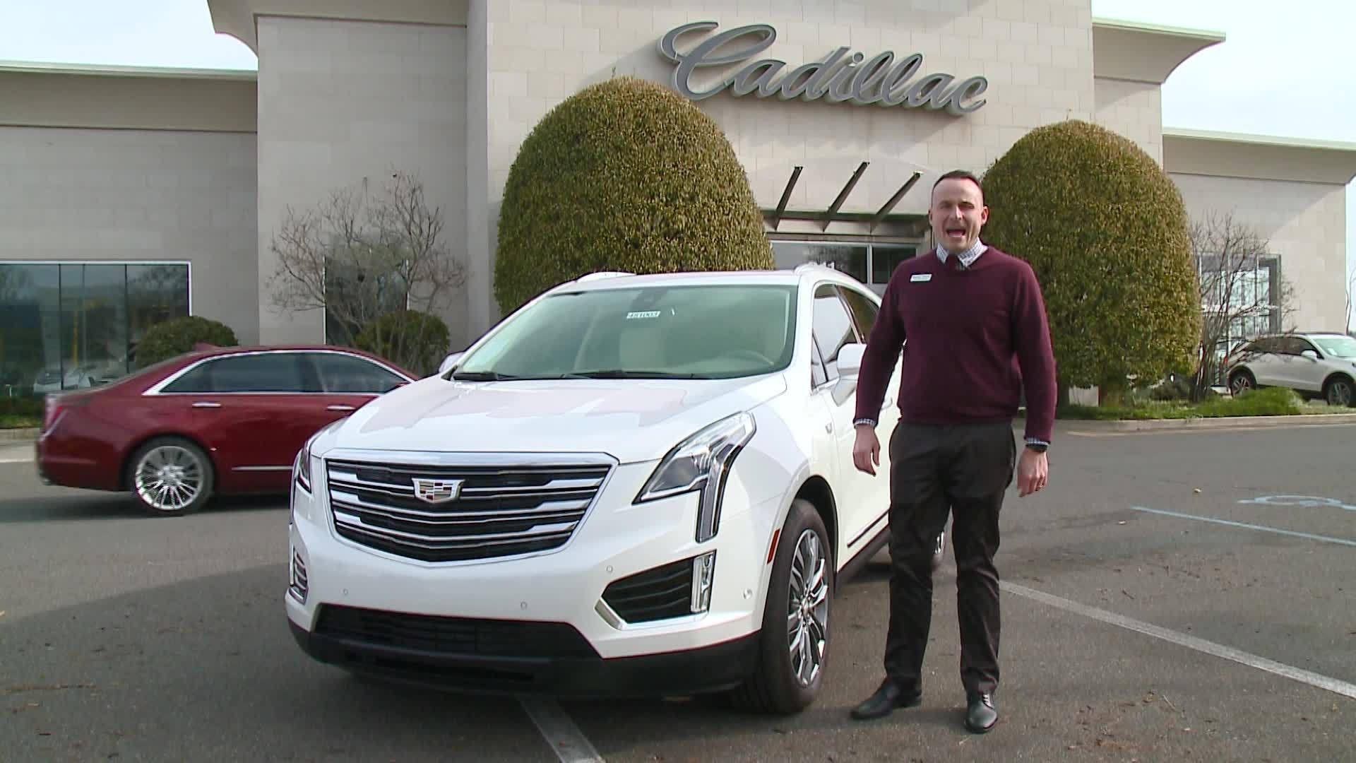 Two-Minute Test Drive: 2019 Cadillac XT5