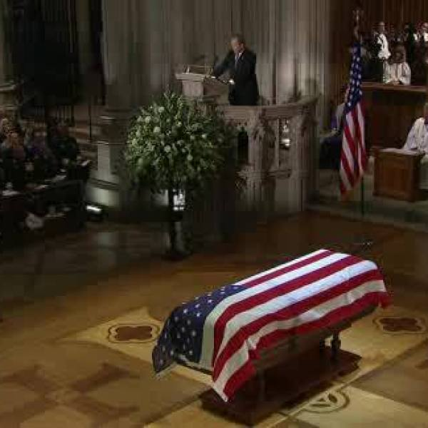 State funeral for George HW Bush