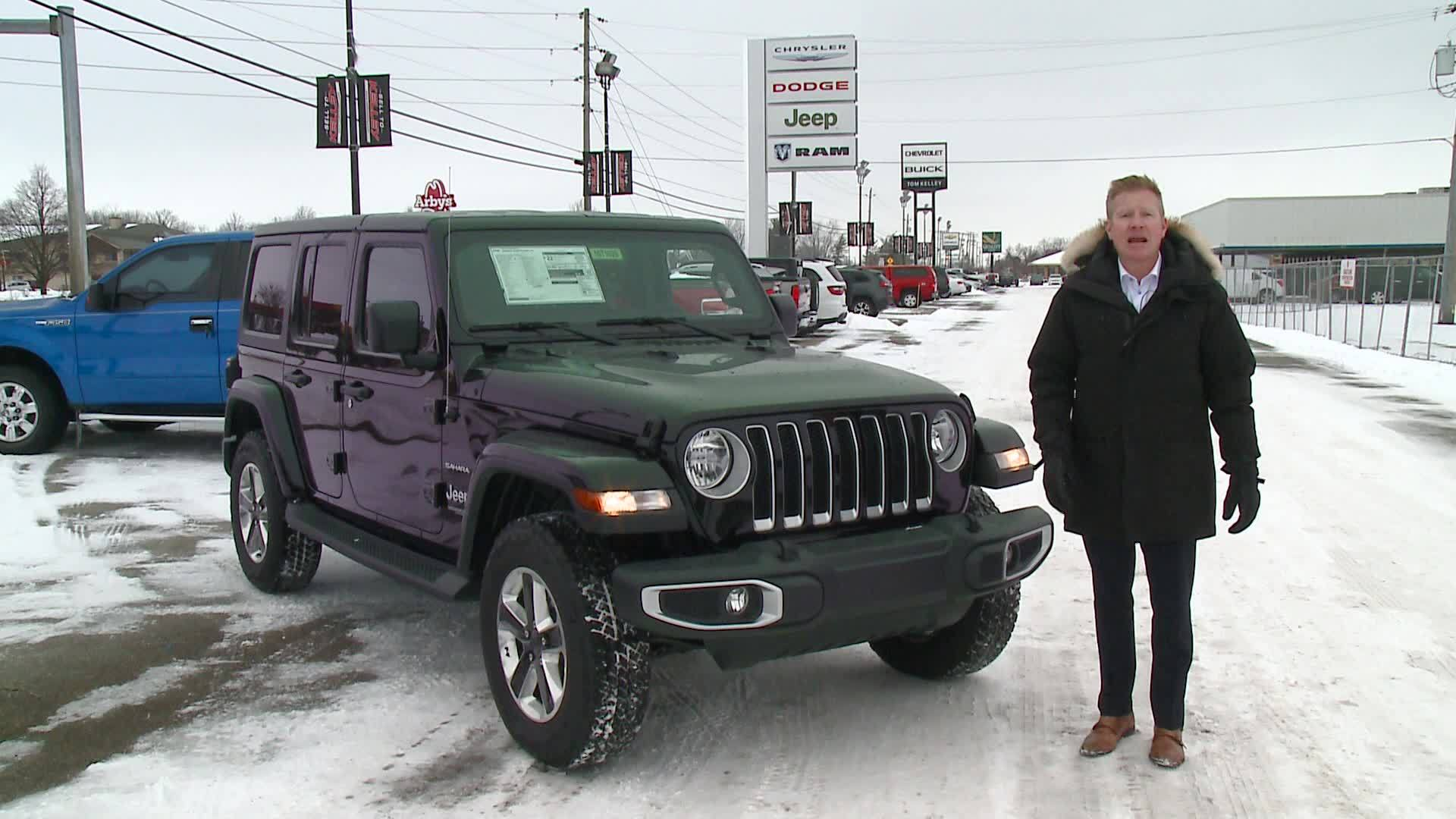 Two-Minute Test Drive - 2019 Jeep Wrangler