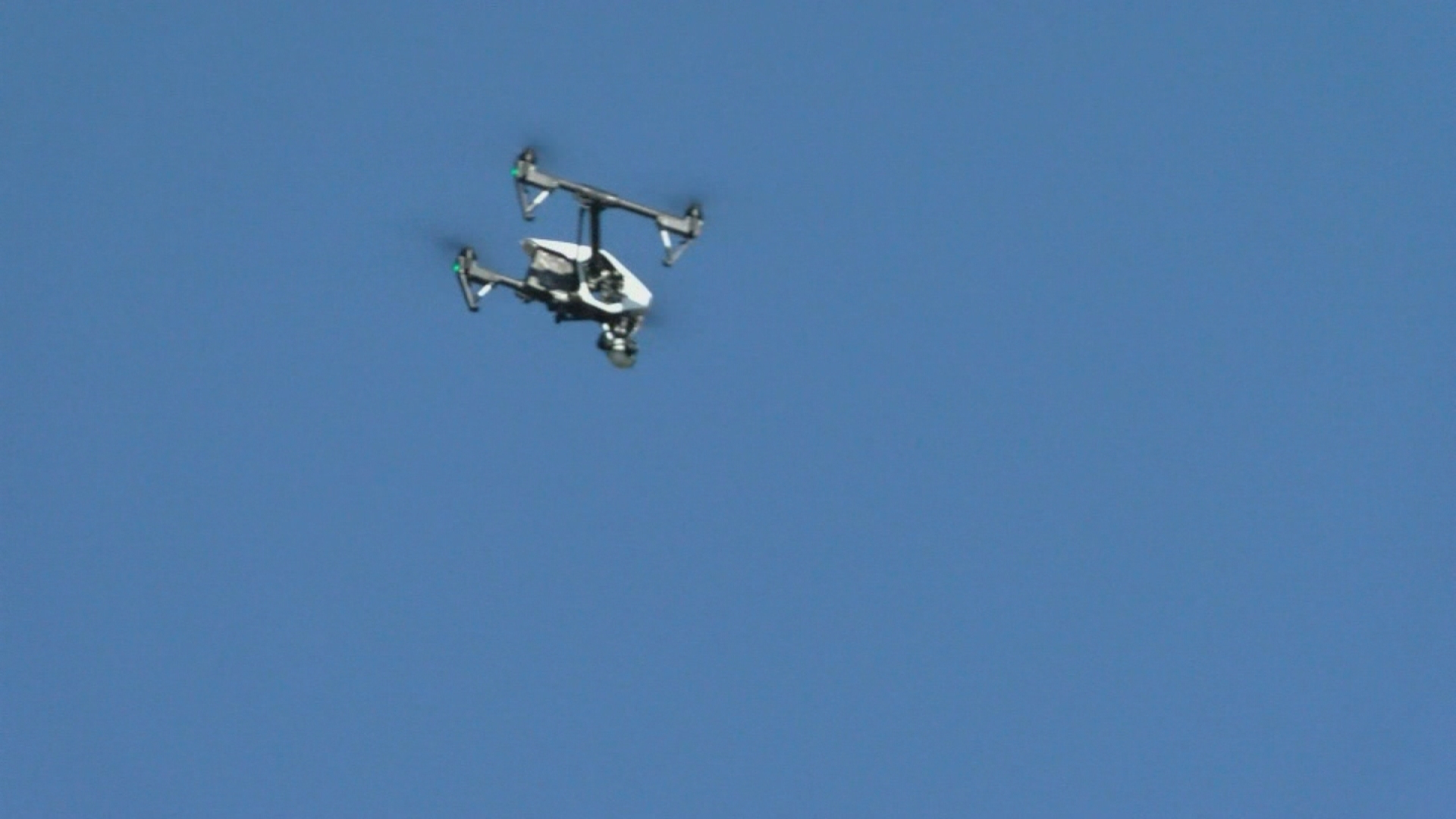 Police drones without search warrants?