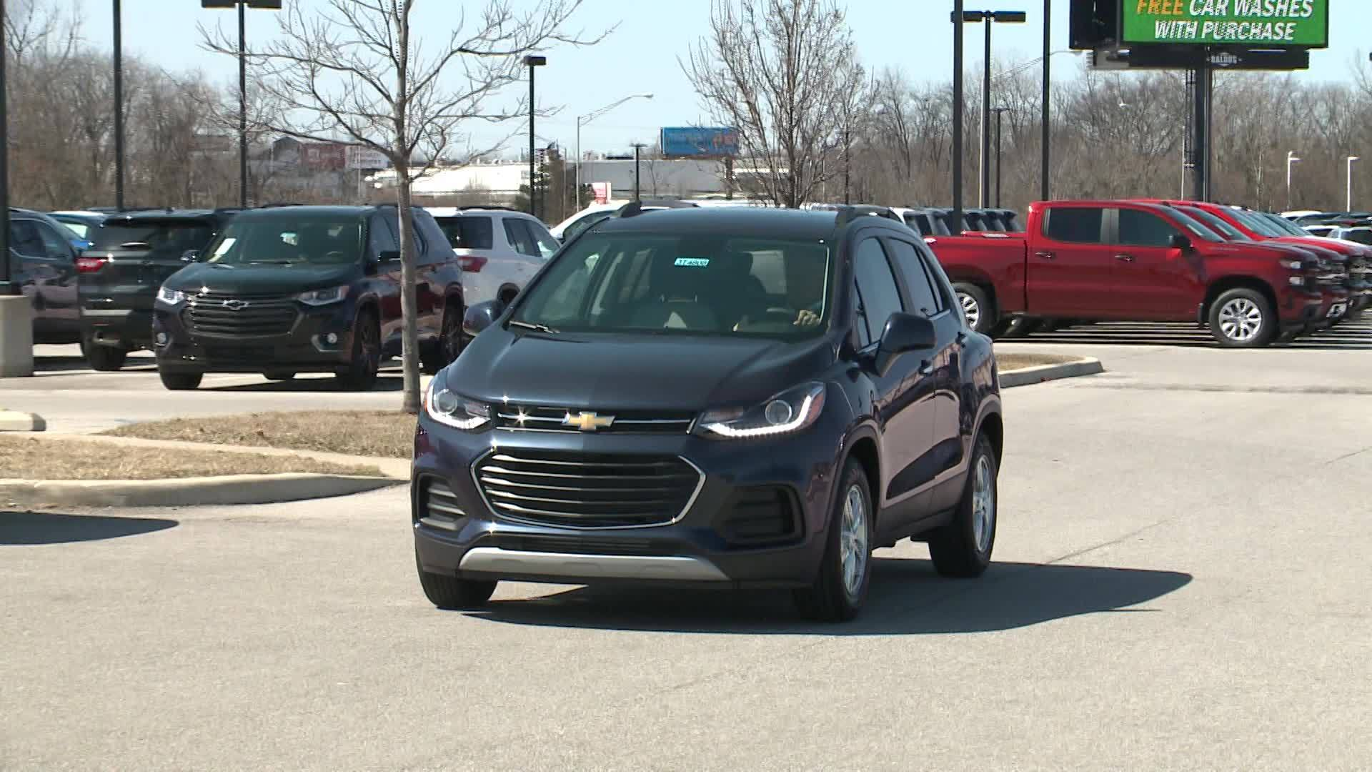Two-Minute Test Drive - 2019 Chevy Trax LT