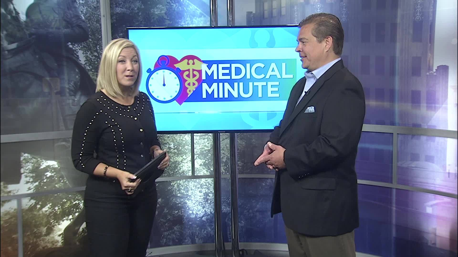 Medical Minute - Avoiding outdoor injuries