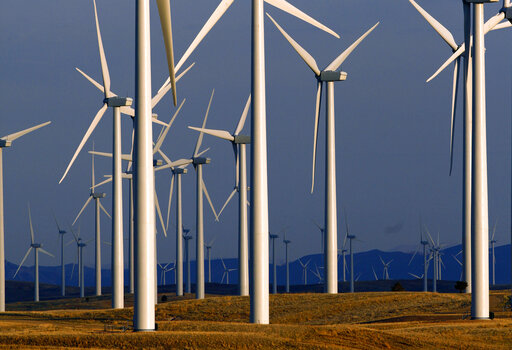 Indiana sees surge in wind power despite lack of standards