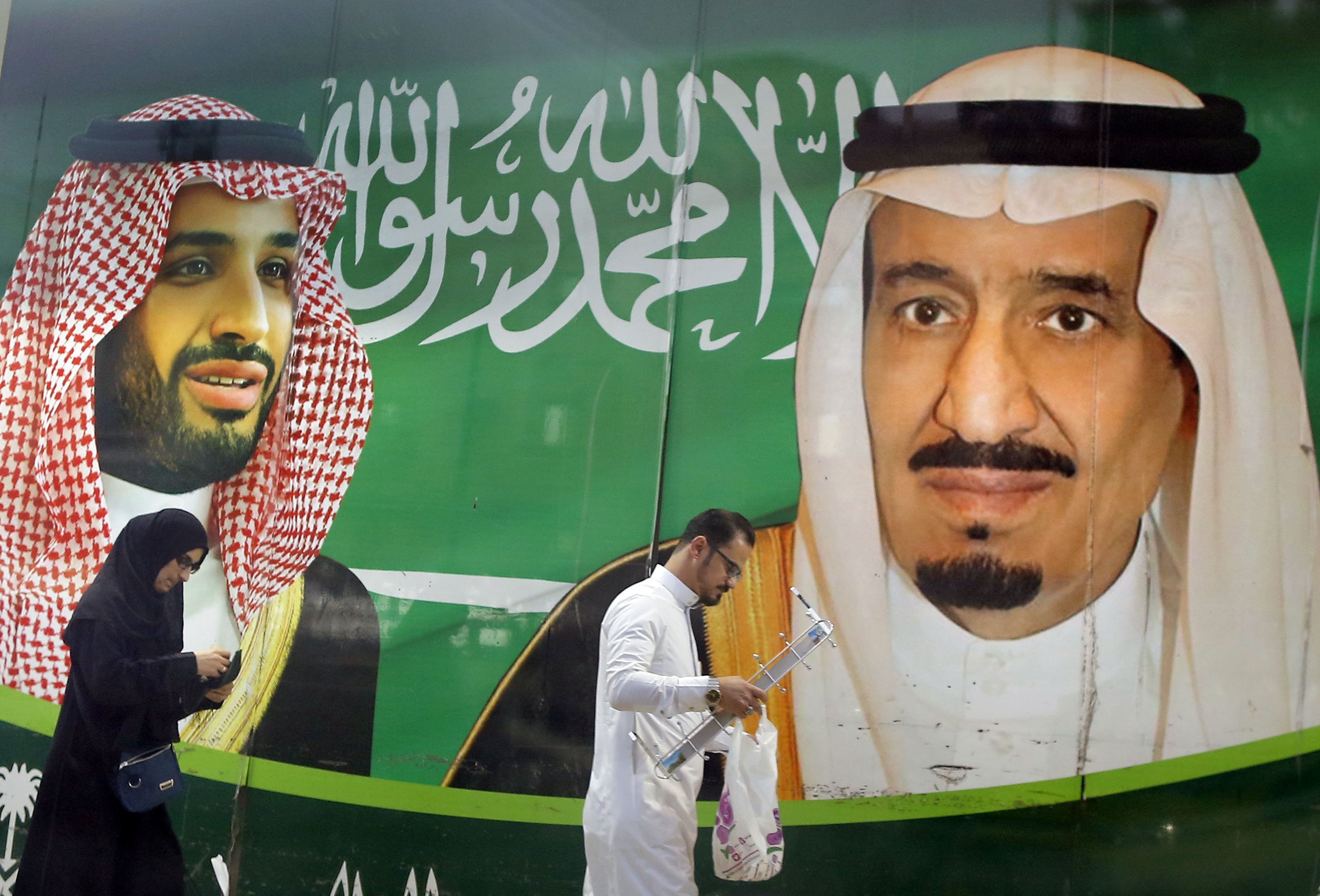 Saudis Arrest Of 2 Princes Called A Warning To Royal