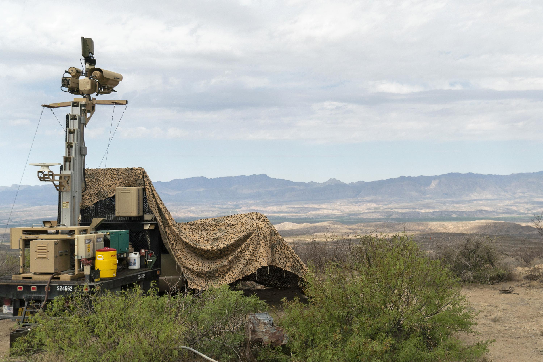 Us Adds Cameras At Mexico Border Despite Drop In Crossings