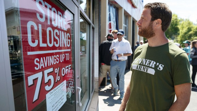 'Nobody else was going to do it': Barstool Sports raises over M to keep small businesses open