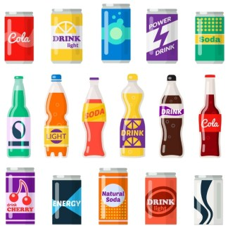 Non-Alcoholic Drinks Beverages