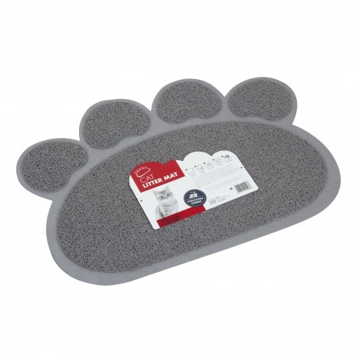 litiere compagnie tapis paw pour bac a litiere pour chats