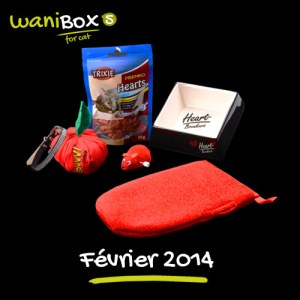 WaniBox pour chat