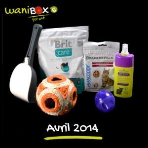 WaniBox pour chat