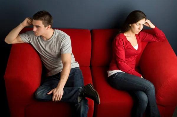 Sering Bergaduh Dengan Kekasih? Mungkin Anda Sendiri Menjadi Penyebabnya!