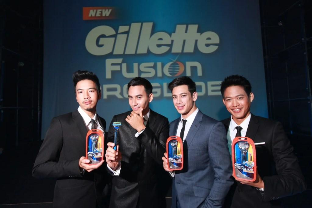 [ Khas Lelaki ] Bercukur dengan lebih selesa dengan pencukur Gillette Fusion Proglide baru!