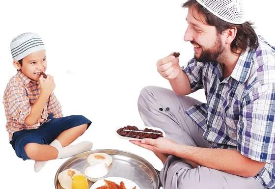 [ Menjelang Ramadhan ] Tips berpuasa bagi kanak-kanak