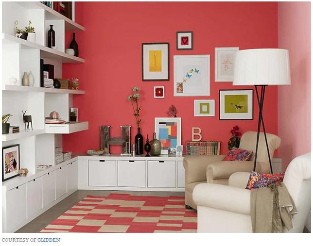 Tips  Rumah  Warna Cat Pada Dinding Boleh Mempengaruhi