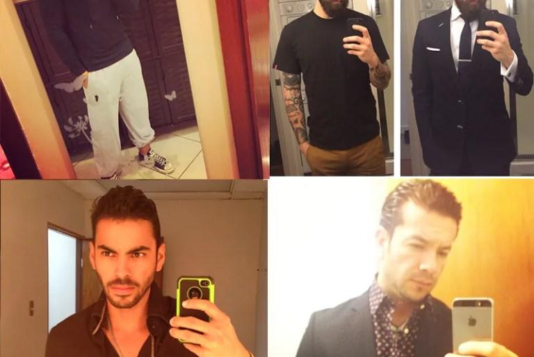 [Edisi Bergaya] 5 Cara Selfie Untuk Lelaki