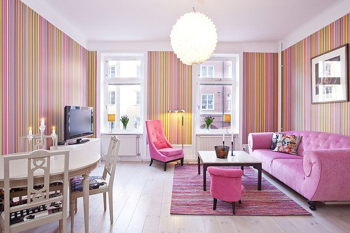 Tips Deko  17 Idea Dekorasi Ruang Tamu Dengan Warna
