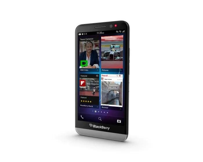 BlackBerry Z30_3 (Black)