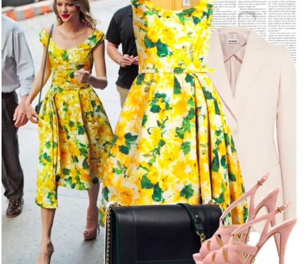 5 Dress Yang Sesuai Digayakan Ke Rumah Terbuka Hari Raya