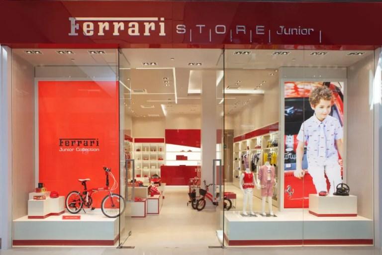 Ferrari Store Junior Pertama di Asia Dibuka di Pavilion!