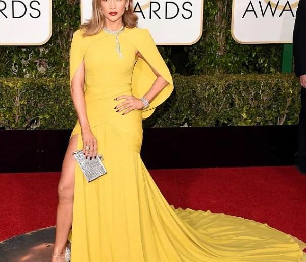 Aksesori Berlian Yang Dipakai Jennifer Lopez Ke Golden Globe 2016 Buat Orang Ternganga