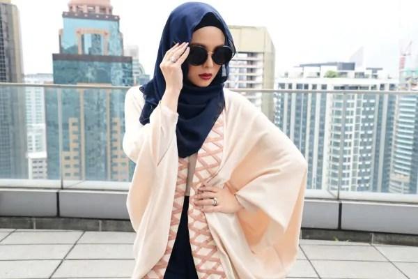 Tips Fesyen 101! Jom Bergaya Ikut Cara Hijabista Vivy Yusof