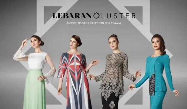 Berseri Di Pagi Raya Dengan Koleksi 11street 'LEBARAN LUSTER'
