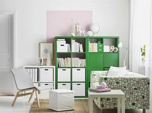 Guna Ruang Simpanan Secara Menyeluruh Menggunakan Inovasi IKEA Yang Versatile & Mesra Pengguna