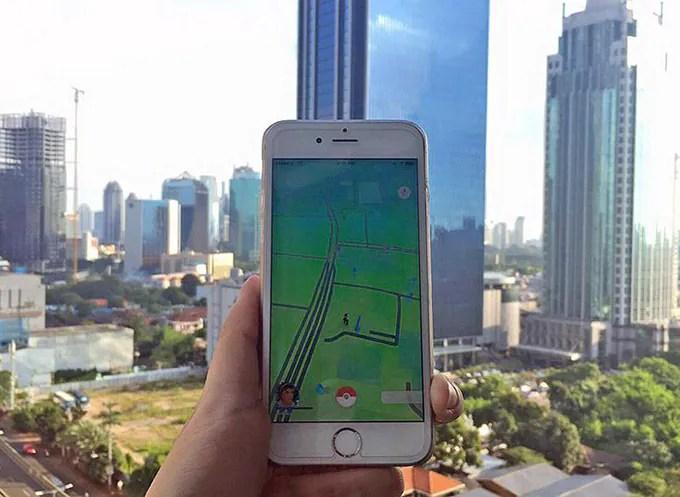 Indonesia : Potong Gaji Kakitangan Awam Main Pokemon Go