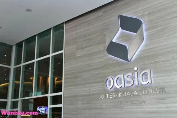 [ Review ] Oasia Suites KL Tawar Penginapan Menenangkan Di Tengah Kota Metropolitan