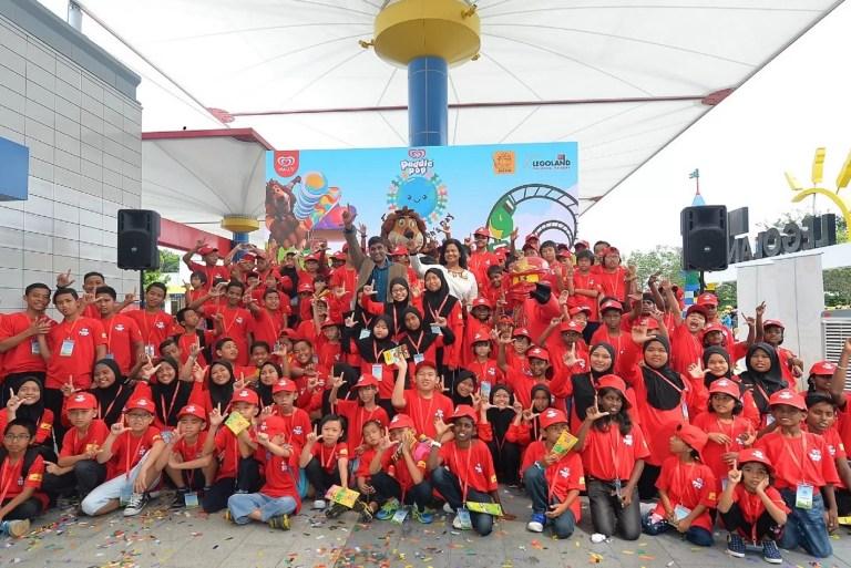 "Wall's Paddle Pop ""Paddle Pop Fun Challenge 2016"" Sambut Hari Kanak-Kanak Sedunia"