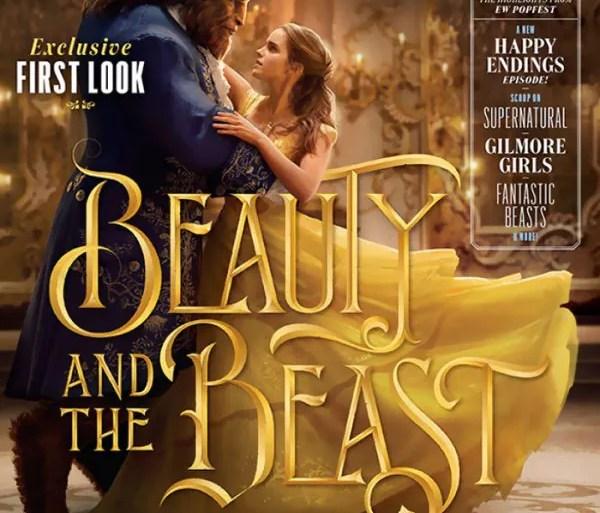 Disney Dedah Gambar Emma Watson Sebagai Belle Dalam 'Beauty and The Beast'