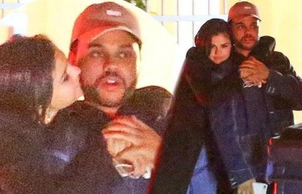 Aksi Bercium Dirakam, Selena Gomez & The Weeknd Ni Ada Apa-Apa Ke?