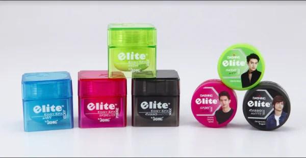 ELITE Hair Wax, Gaya Berkekalan Buat Si Jejaka