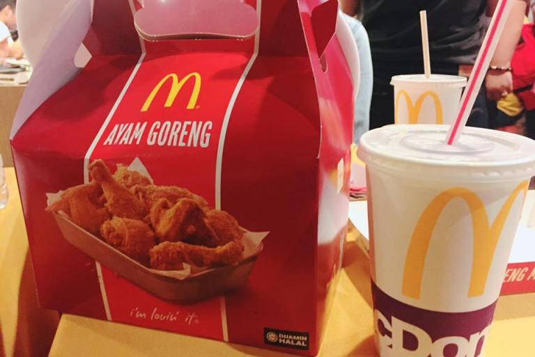 Jom Kongsi Ayam Goreng McD Kegemaran Bersama Tersayang!