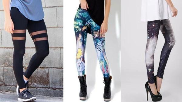 Suka Pakai Leggings? Ini Fakta Do's & Don'ts Tentang Fesyen Leggings