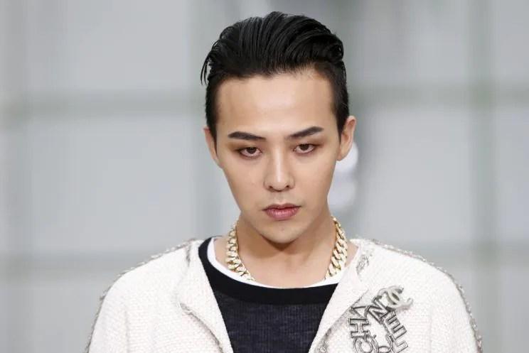 Peminat Namakan Hutan Simpan 'G-Dragon' Di Pulau Jeju