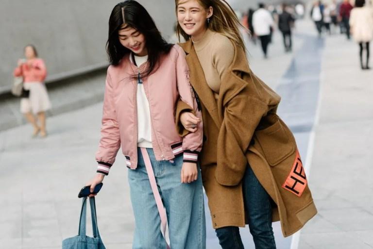 Tips & Trick Nak Jadi Fashionista Korea