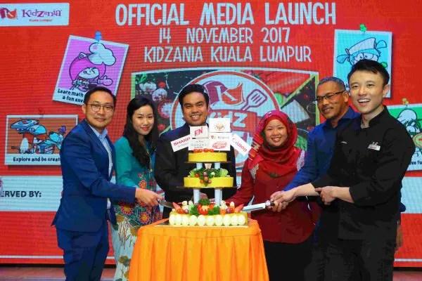 Istimewa Cuti Sekolah, KidZania Tampil Program 'KidZ vs food 2.0'