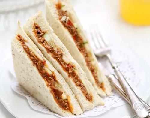 Idea Sandwich Untuk Bekalan Sarapan Boleh Anda Buat Mudah Je