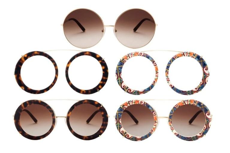 Dolce & Gabbana Lancar Kaca Mata Suai Padan Untuk Si Kaki Melaram!